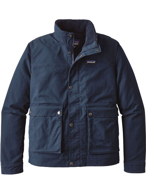 """""""Patagonia M's Maple Grove Canvas Jacket Navy Blue"""""""